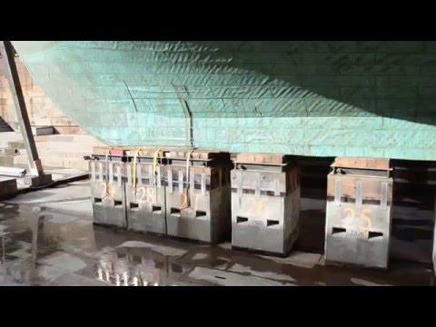 USS Constitution Dry Dock Walk