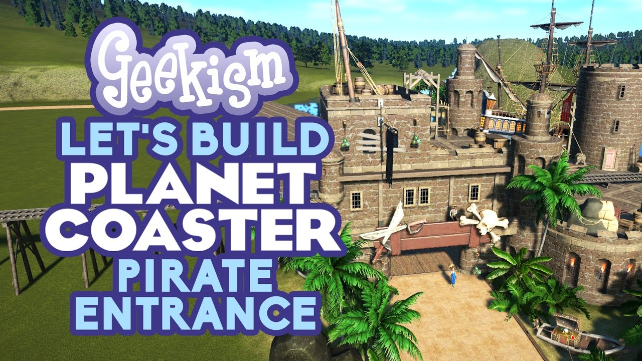 how to build a good coaster in planet coaster