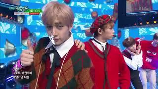 Download 뮤직뱅크 Music Bank - 겨울이야기(원곡 DJ DOC) - STRAY KIDS (스트레이 키즈).20181221 Mp3