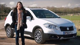 Suzuki S-cross 2016 review | TELEGRAPH CARS(The Suzuki SX4 S-cross is a cut-price rival to the Nissan Qashqai, offering a raised driving position and the space of an SUV along with hatchback running costs., 2016-03-01T07:30:00.000Z)