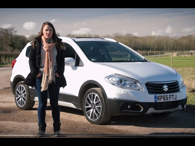 Suzuki S-cross 2016 review | TELEGRAPH CARS - YouTube