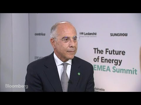 Enel CEO Starace on Renewables, China, and Energy