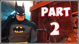 Batman Arkham City - Part 2 - Batman Animated Series!