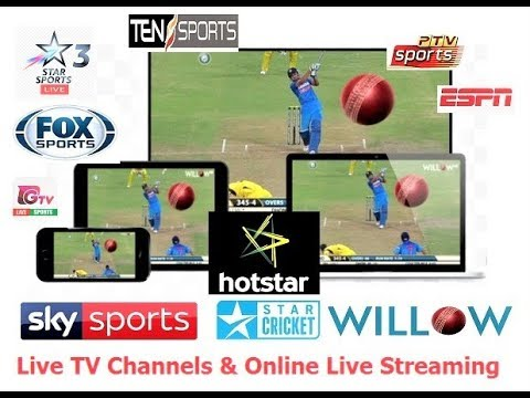 World Cup 2019 Live TV Channels & Online Live Streaming (Broadcast Channel)