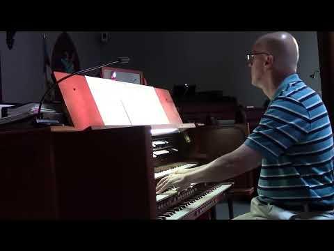On Eagle's WIngs, Pipe Organ