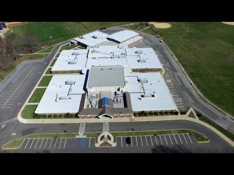 Jottan Roofing - William Allen Middle School