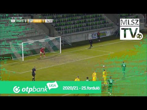 Paks Mezokovesd-Zsory Goals And Highlights