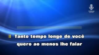 ♫ Karaoke EU TE AMO (versão Reggae) - Roberto Carlos