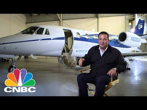Wheels Up's Kenny Dichter On Being The Amazon Prime Of Private Aviation | CNBC