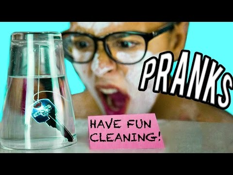 Thumbnail: 11 PRANKS FOR SIBLINGS! Get your Sister + Brother! NataliesOutlet