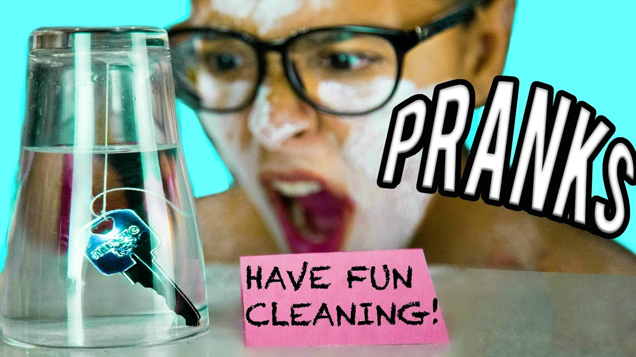 Parents Get In Trouble For Prank Kids