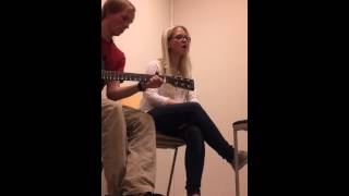 Slipping through my fingers, ABBA (cover)