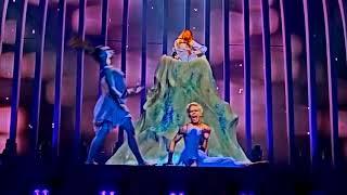 Eurovision 2018: Julia Samoylova - I won't break (live in Lisbon)