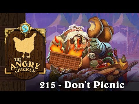 """#215 - The Angry Chicken: """"Don't Picnic"""""""