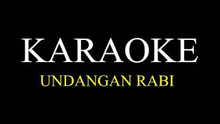 Undangan Rabi karaoke