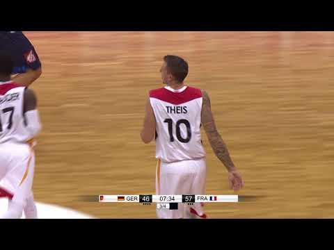 Highlights vom Länderspiel Deutschland vs. Frankreich