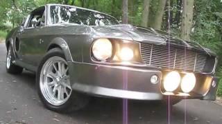 1967 Eleanor Mustang GT500 for Sale: Sweet Engine Rev