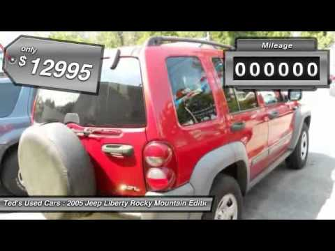 2005 jeep liberty rocky mountain edition 4wd stroudsburg pa 18360 youtube. Black Bedroom Furniture Sets. Home Design Ideas