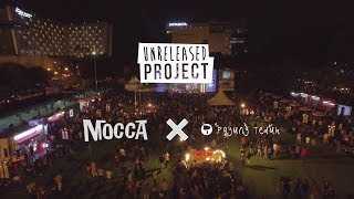 Mocca x Payung Teduh Urban GiGs x Unreleased Project Preparation Performance Part 1