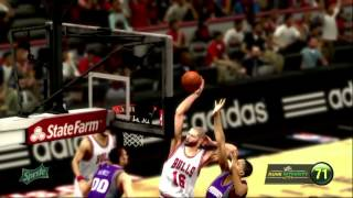 [X360] NBA 2k13 Montage MyPlayer Dunks HD (720p)