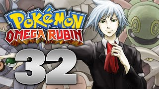 KAMPF GEGEN CHAMPION TROY! ENDING! | POKEMON OMEGA RUBIN #32 | POKEMON OMEGA RUBIN Deutsch Part 32