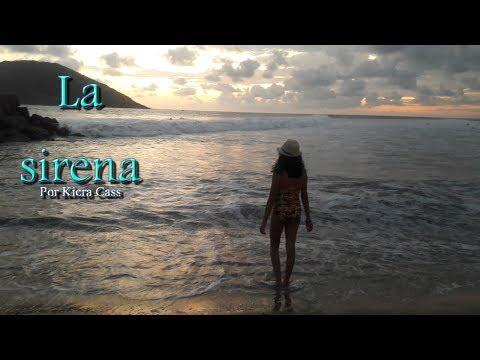 La sirena de Kiera Cass #LaVueltaAlMundoConBooktube