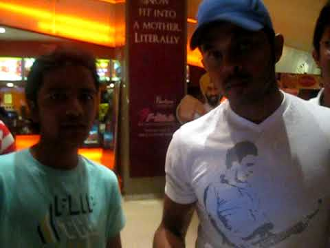 shreesant with me at PVR indore