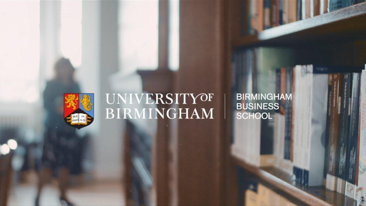 Birmingham Business School, University of Birmingham in Jungtinė Karalystė - Magistro laipsniai