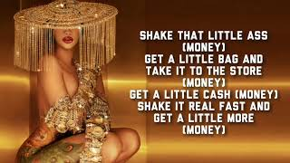 Cardi B - Money (Lyrics) 4k!