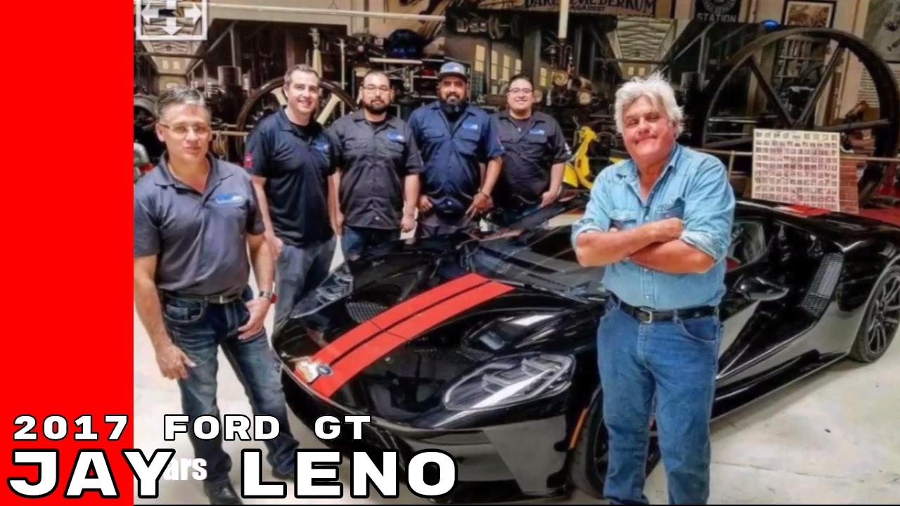 Jay Lenos  Ford Gt