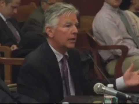UMass Lowell's Marty Meehan Testifies Before Mass. Joint Committee on Higher Education 6/2/11