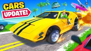 The Fortnite CAR Update is Here!