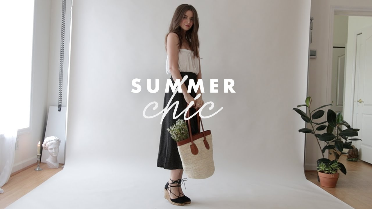 Summer Outfit Ideas 2018: Chic Outfits Inspiration | Dearly Bethany 5
