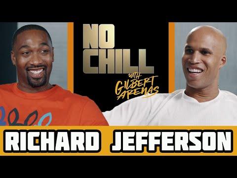 Gilbert Arenas & Richard Jefferson Talk Arizona Parties, Hustling The NCAA & Lakers New Squad