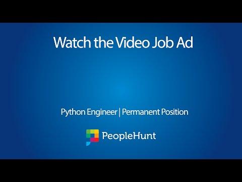 Python Engineer