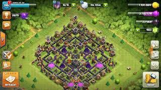 How to make rushed bases like a pro!!! in clash of clans