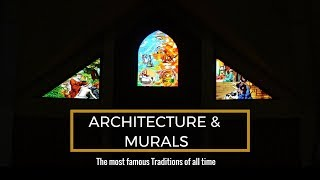 Architecture and Mural Paintings in Kerala Churches