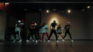 Mirror | Tinashe - 2 ON | Euanflow @ ALiEN DANCE STUDIO
