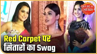 ITA Awards 2019: TV actors give major fashion goals at the red carpet event
