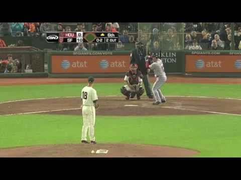 Matt Cain - Perfect Game - Every Pitch p1