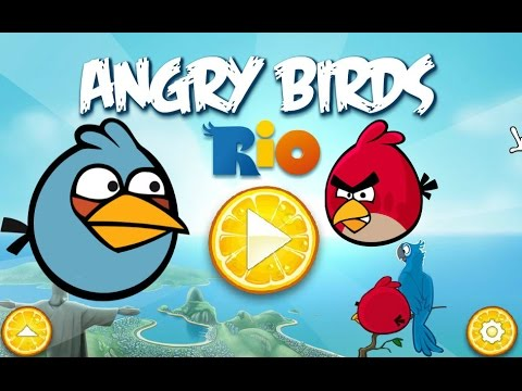 Angry birds rio online game 2015 hd 34 youtube angry birds rio online game 2015 hd 34 voltagebd Gallery