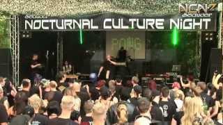 Eisenfunk - Pong (live @ NCN-Festival 2012) [HD/Multicam]