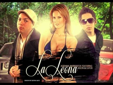 La Leona - Jason & Dj Fox - Featuring Adriana Barrientos