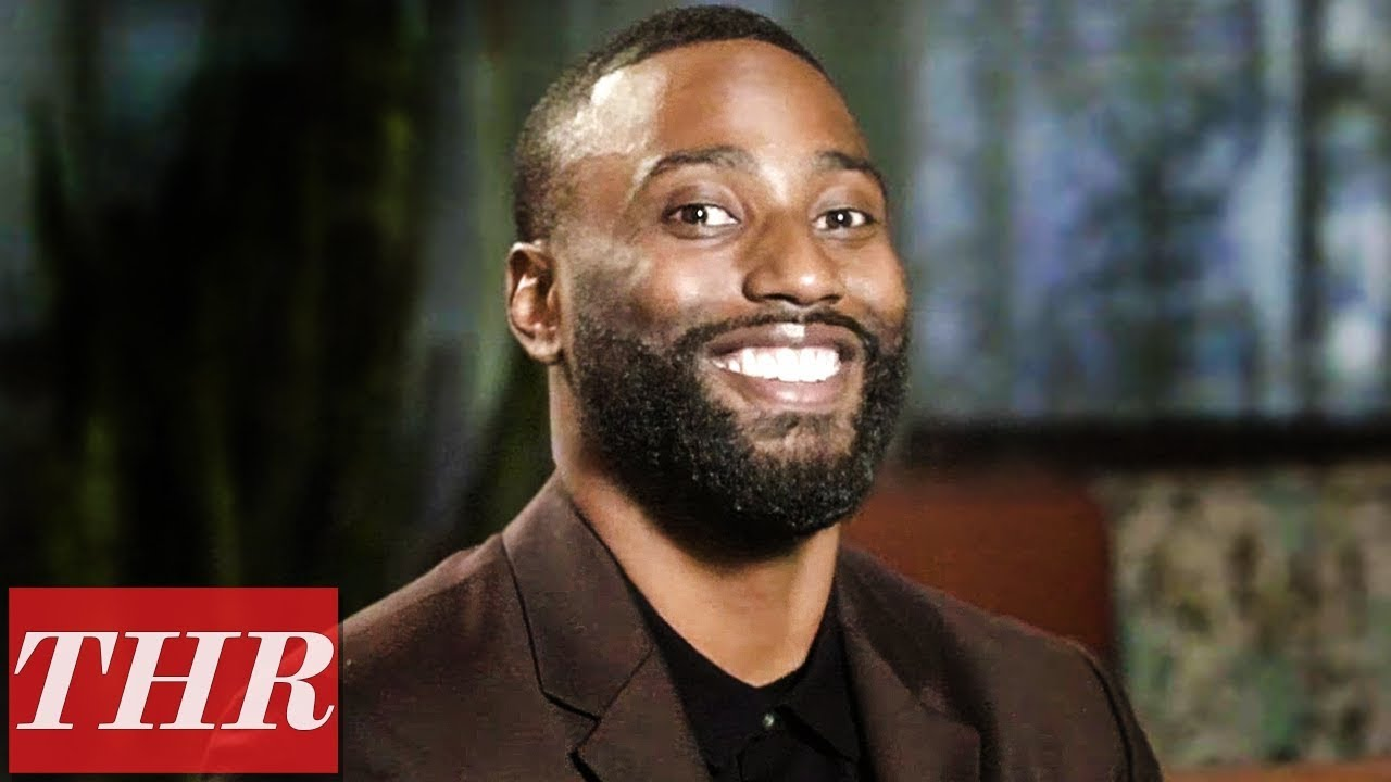 John David Washington Plays 'Finish This Sentence!'