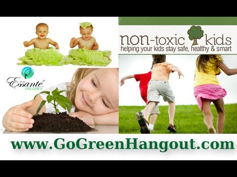 Non-Toxic, Organic Kids with Essante Organics! Why use Non-Toxic and What Products are Available!