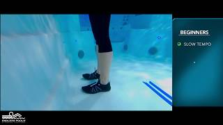 Fit@Home Water Exercise #7: Calf Raises