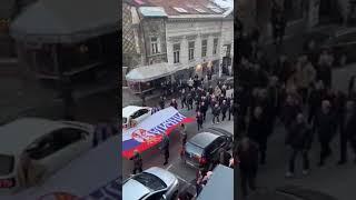 Doček Putina u Beogradu!