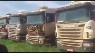 720 carretas bitren abandonadas de empresa  batista thumbnail