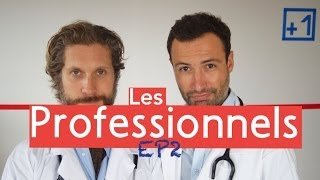Les professionnels / médecin