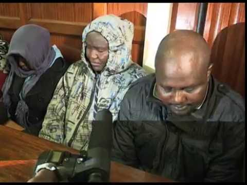 3 officers linked to killings appear in court